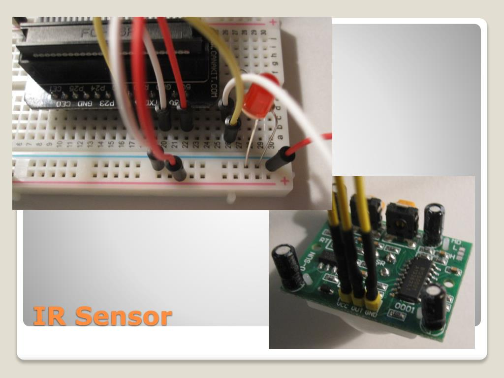 PPT - Residential Surveillance with IR Sensor & Raspberry Pi