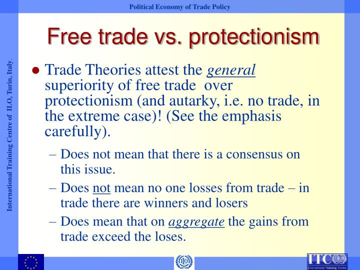 global exchange free trade and protectionism Global trade is in a grim state between 1985 and 2007 trade volumes shot up at around twice the rate of global gdp since 2012 the rate of growth has barely kept pace.