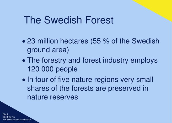 The Swedish Forest