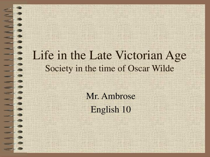 an analysis of the background of the victorian age I plan to structure my analysis by reading the four poets in the cultural politics of the victorian era  the aesthetic of particularity in victorian poetry.