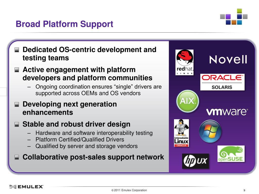 PPT - Emulex Corporation PowerPoint Presentation - ID:1777135