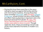 mccarthyism cont1