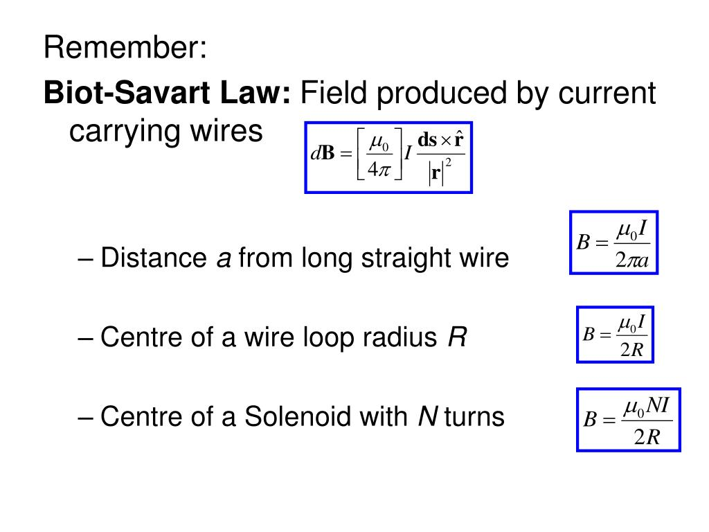 PPT - Ampere's Law PowerPoint Presentation - ID:1777730