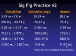 sig fig practice 2
