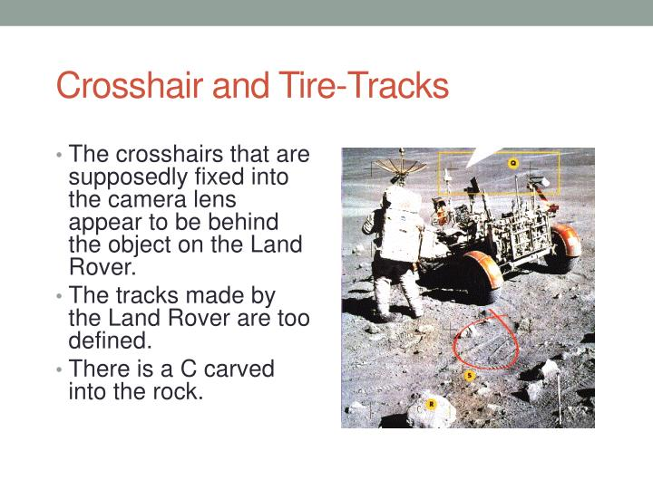 Crosshair and Tire-Tracks