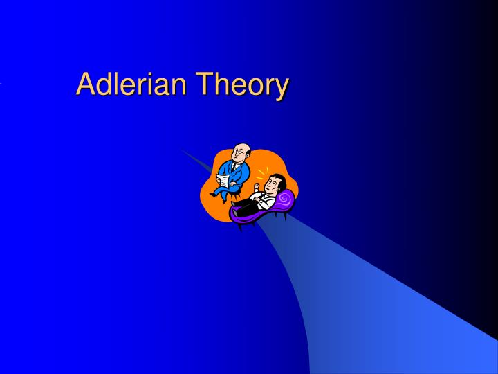adlerian theory chapter 5