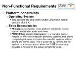non functional requirements1