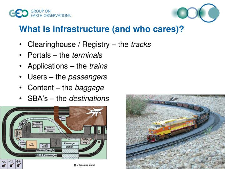 What is infrastructure (and who cares)?