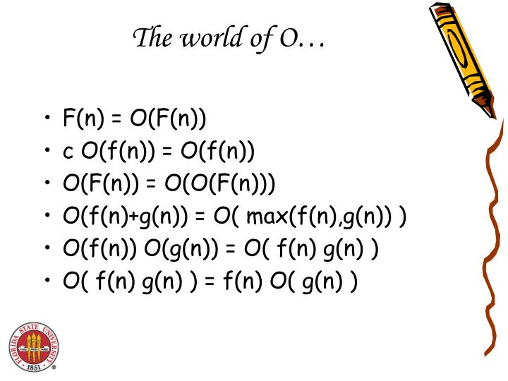 The world of O…