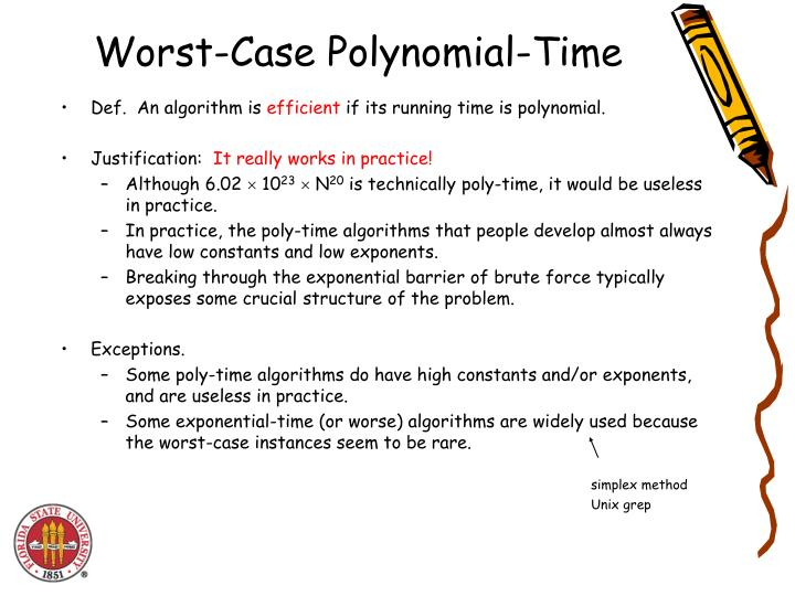 Worst-Case Polynomial-Time
