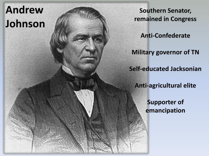 Southern Senator, remained in Congress