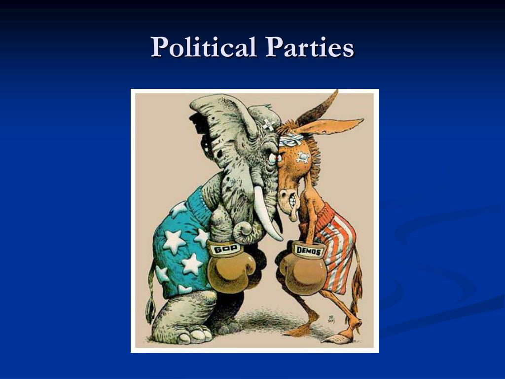 PPT - Political Parties PowerPoint Presentation, free ...