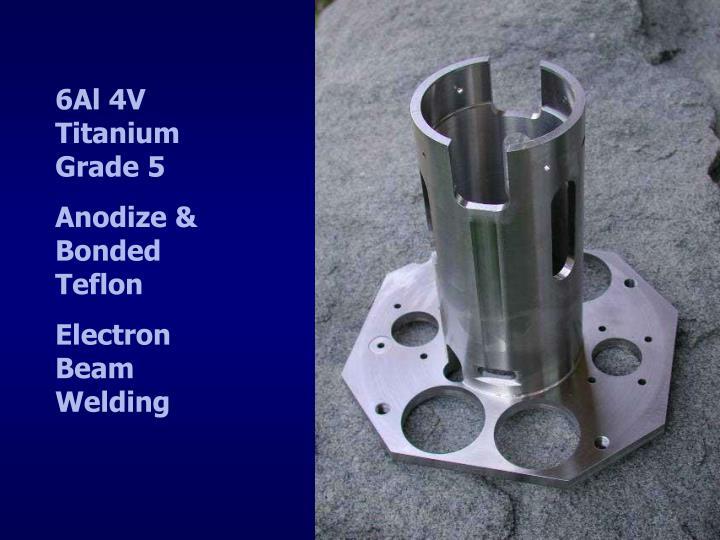 6Al 4V Titanium Grade 5