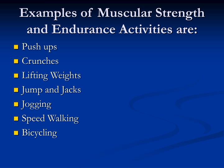 Ppt 5 Components Of Physical Fitness Powerpoint Presentation Id