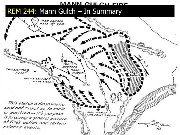 mann gulch Men & fire: remembering mann gulch by firerescue editor-in-chief tim  sendelbach on this day, 61 years ago, one of the most tragic.