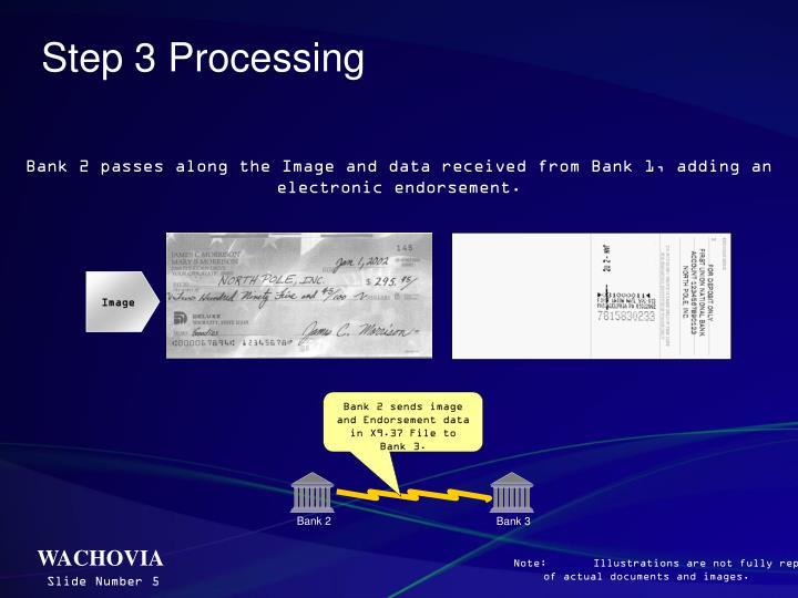 Step 3 Processing