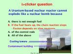 i clicker question11