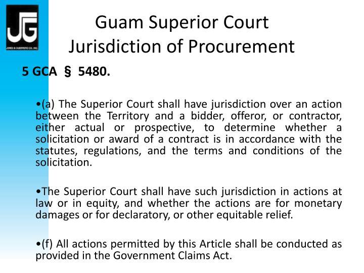 Guam Superior Court