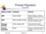 thread migration examples