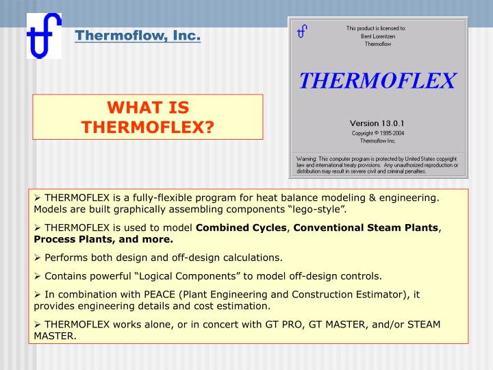 what is thermoflex n.