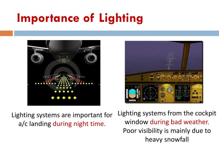 Ppt Lecture 11 Approach Lighting System Als