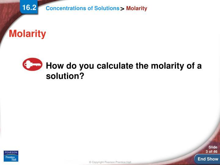 Molarity1