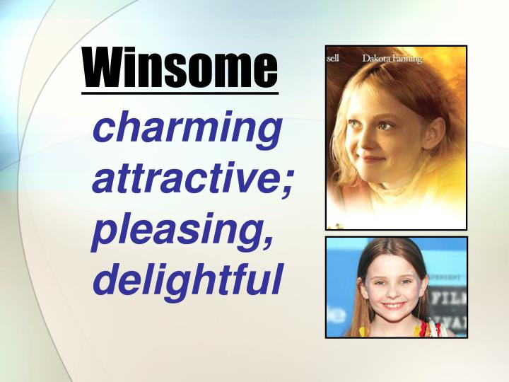 Winsome