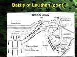 battle of leuthen cont3