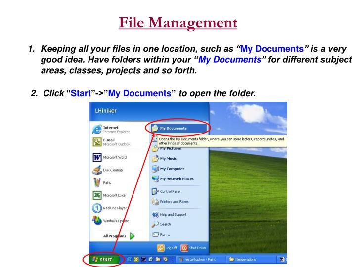 Word open document recovery task pane