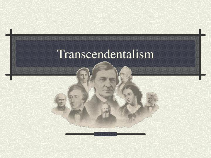 transcendentalism in modern america 21 april 2013 transcendentalism in modern america america has always been a different type of country from the day it fought the british in 1776 to the consumerist america of today.