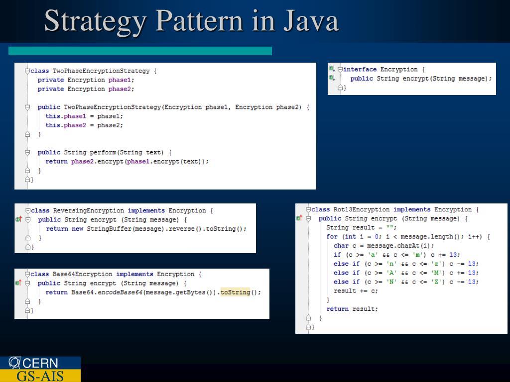 PPT - Design Patterns in Groovy PowerPoint Presentation - ID:1784510