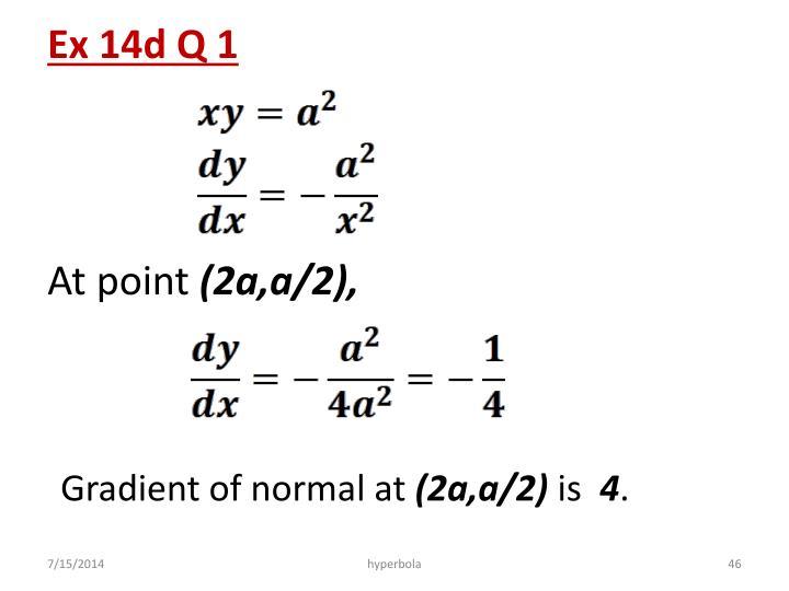 Ex 14d Q 1