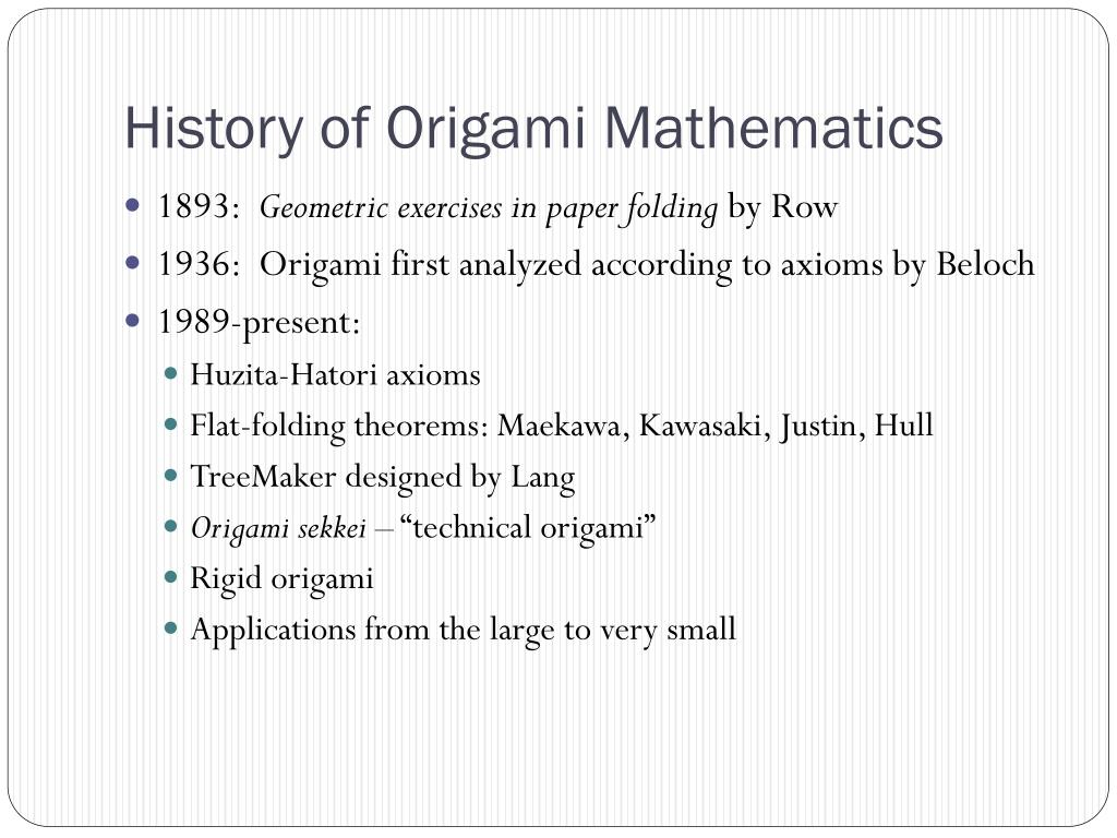 Origami Facts, Worksheets, Origins & Modern Origami For Kids | 768x1024