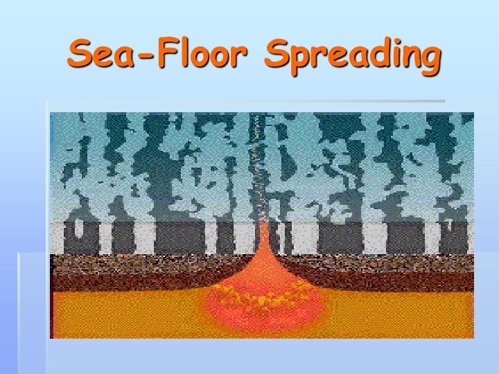 Ppt Sea Floor Spreading Powerpoint Presentation Id 1785053