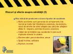 riscuri i efecte asupra s n t ii 5
