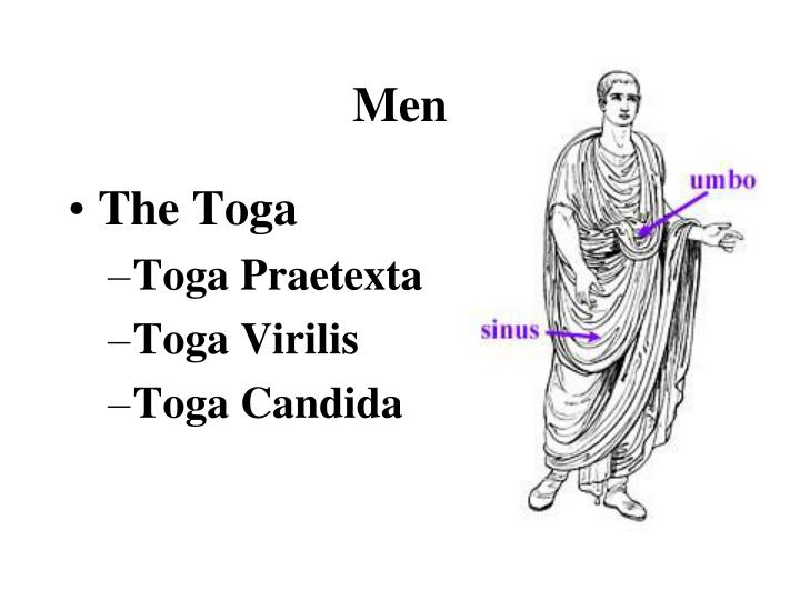 PPT - Roman Clothing PowerPoint Presentation - ID:1785870