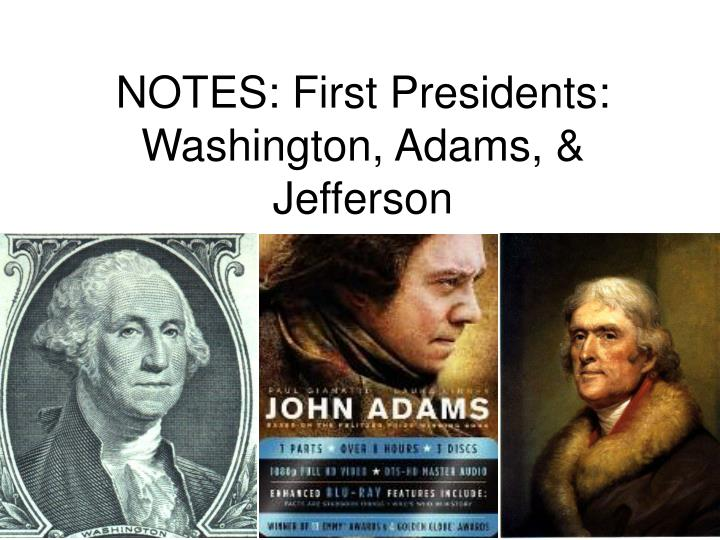 the legacy of two presidents of democracy jefferson and jackson essay Jeffersonian democracy, named after its advocate thomas jefferson, was one of two dominant political outlooks and movements in the united states from the 1790s to the 1820s.