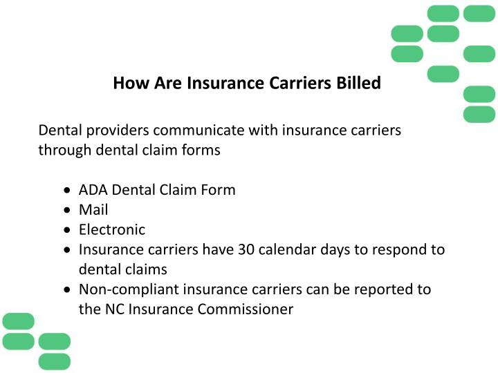 How Are Insurance Carriers