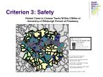 criterion 3 safety1