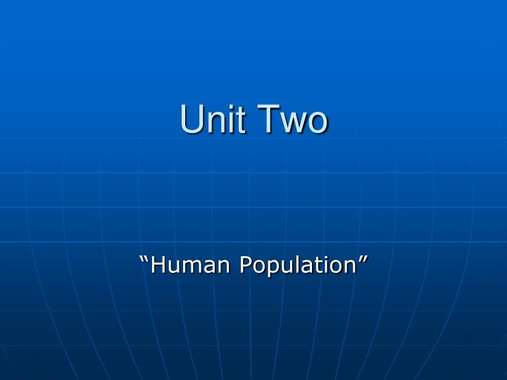 an overview of human population and the issues surrounding overpopulation