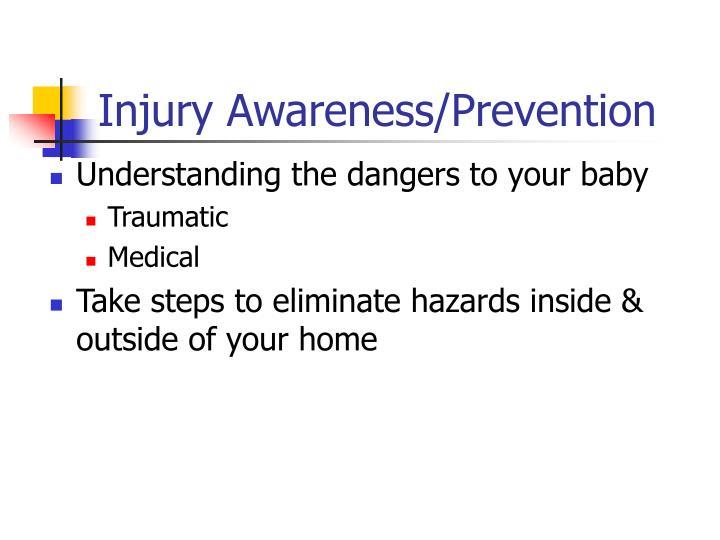 Injury Awareness/Prevention