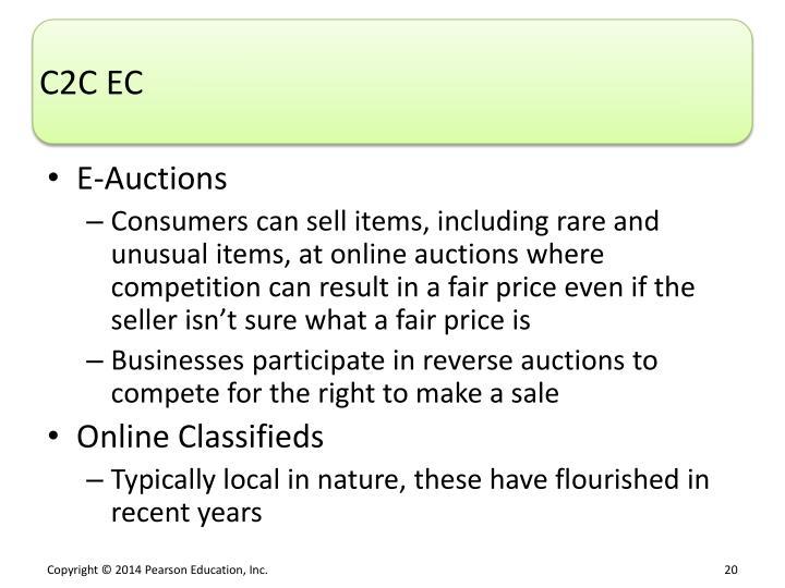 C2C EC