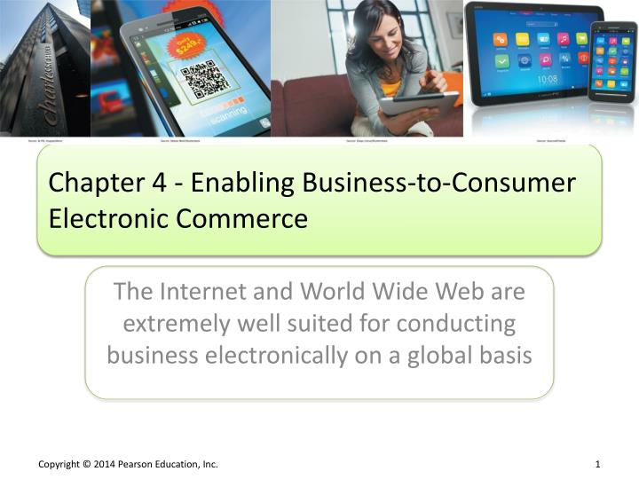 Chapter 4 enabling business to consumer electronic commerce