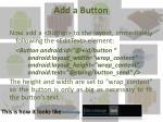 add a button