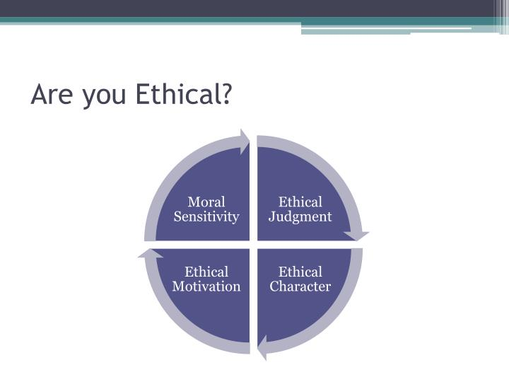 Are you Ethical?