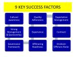 9 key success factors