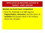 difficulties in reaching success in twenty first century10