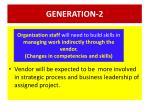 generation 22