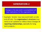 generation 23