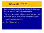 india still tops3